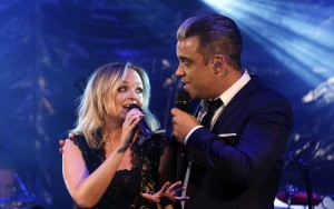Robbie Williams Heart Radio gig - London