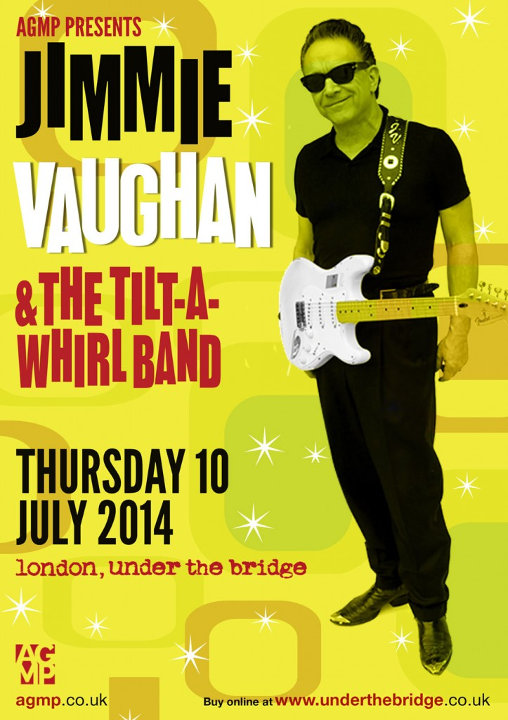 Jimmie Vaughan web post