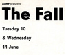 The Fall - News1Thumb