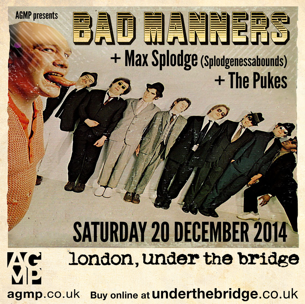 Bad Manners instagram