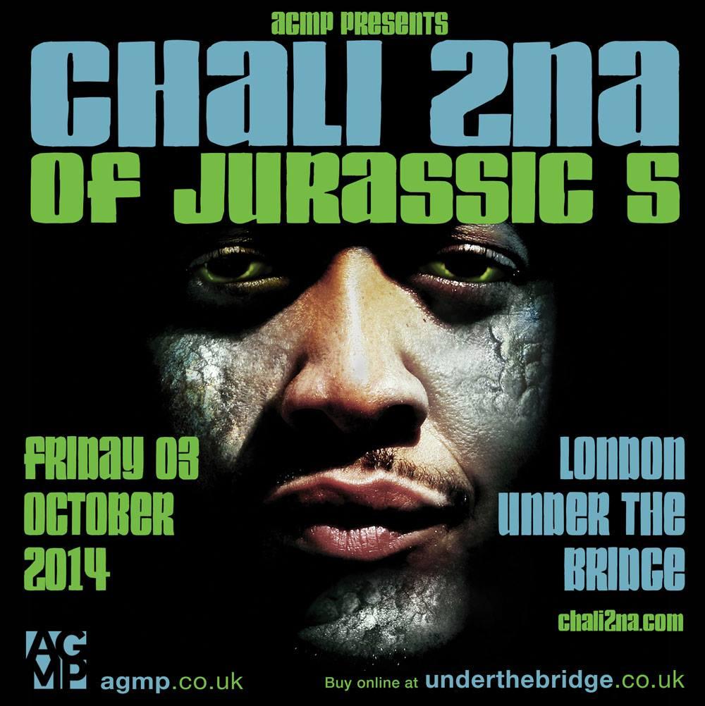 Chali 2na Jurassic 5 gig