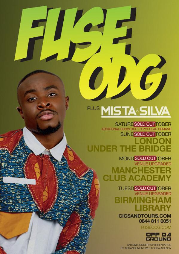FUSE ODG London Under the Bridge