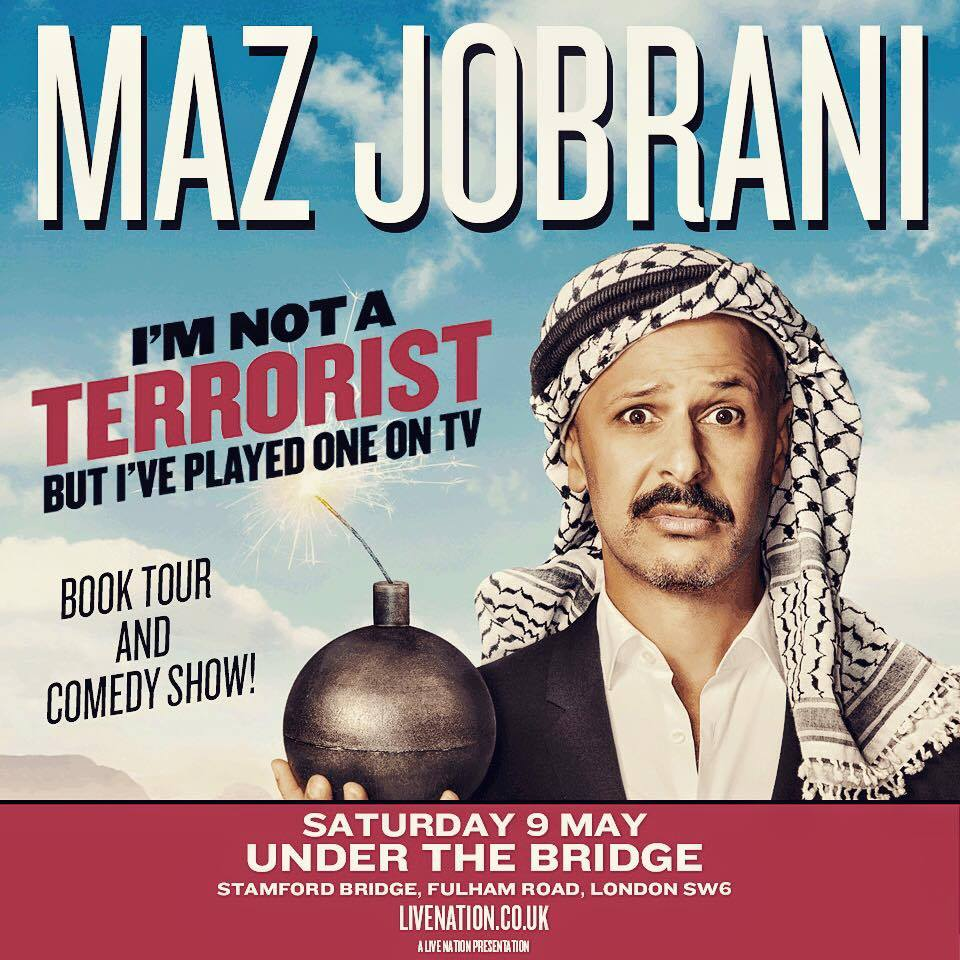 maz jobrani happy birthday