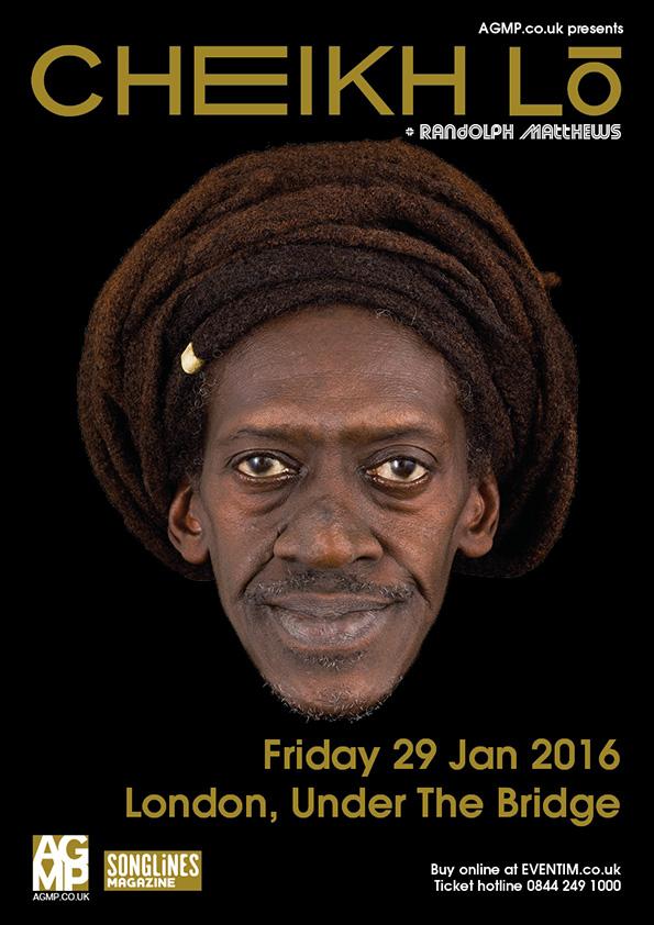 Cheikh Lo Randolph Mathews A4 Screen
