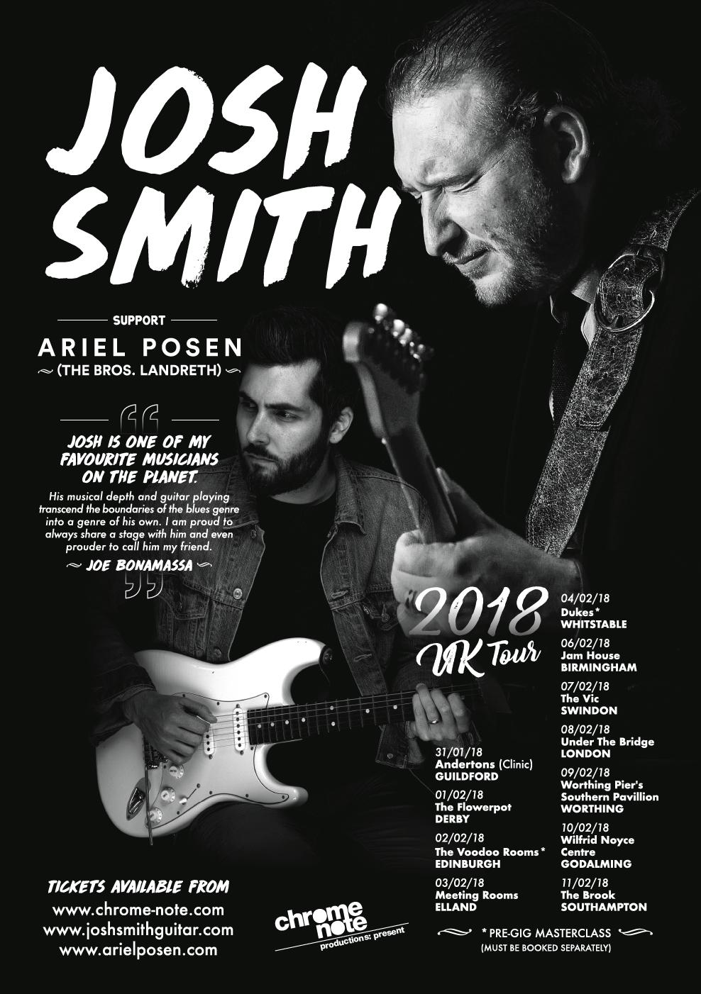 Josh Smith - Under the Bridge