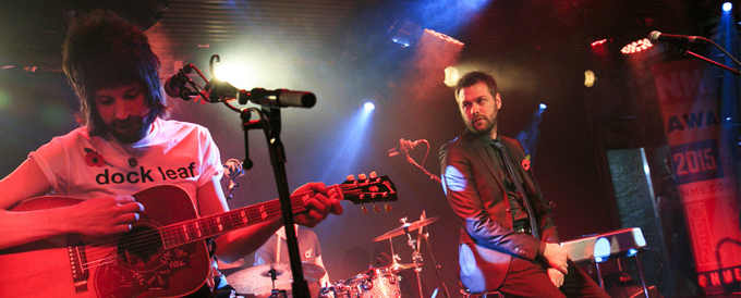 December 5, 2014 NME Awards Launch